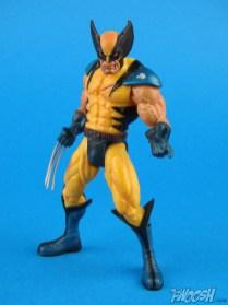 Toy Biz X-Movie Evolution of X 2-Pack Wolverine