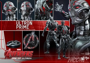 Hot Toys The Avengers Age of Ultron Ultron 12