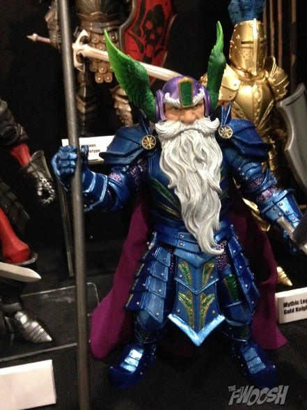 Toy Fair '15: Four Horsemen Mythic Legions | The Fwoosh
