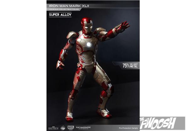 Play Imaginative Iron Man 3 Mark 42