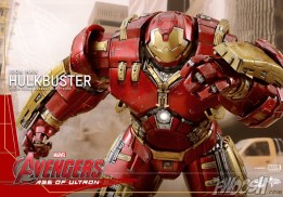 Hot Toys The Avengers Age of Ultron Iron Man Hulkbuster 5