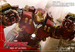 Hot Toys The Avengers Age of Ultron Iron Man Hulkbuster 8