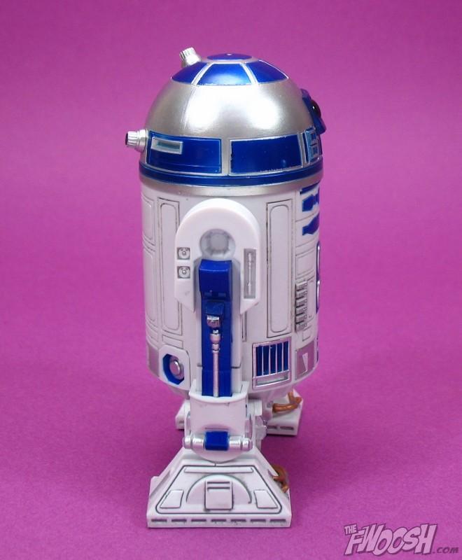 Kaiyodo Revoltech R2 D2 The Fwoosh