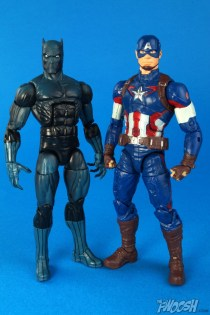 Hasbro Marvel Legends Thanos Series Age of Ultron Captain America 3