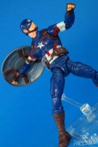 Hasbro Marvel Legends Thanos Series Age of Ultron Captain America 4