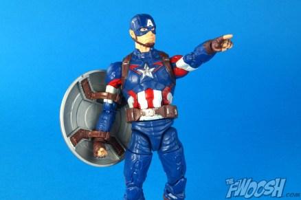 Hasbro Marvel Legends Thanos Series Age of Ultron Captain America 7