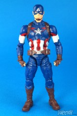 Hasbro Marvel Legends Thanos Series Age of Ultron Captain America