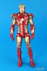 Hasbro Marvel Legends Thanos Series Age of Ultron Iron Man Mark 43 2