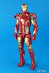 Hasbro Marvel Legends Thanos Series Age of Ultron Iron Man Mark 43 3