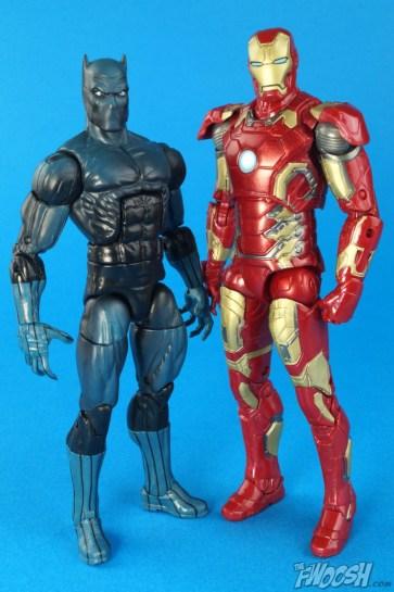 Hasbro Marvel Legends Thanos Series Age of Ultron Iron Man Mark 43 4