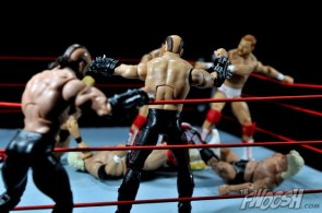Four Horsemen figure review - Road Warriors making the save