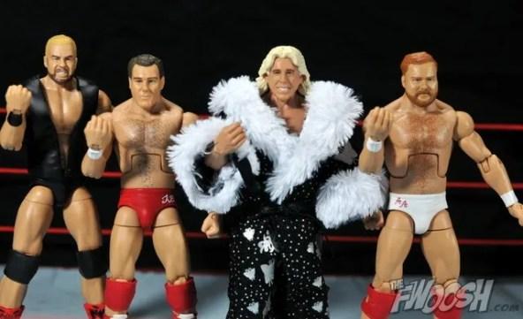 Four Horsemen figure review - main pic