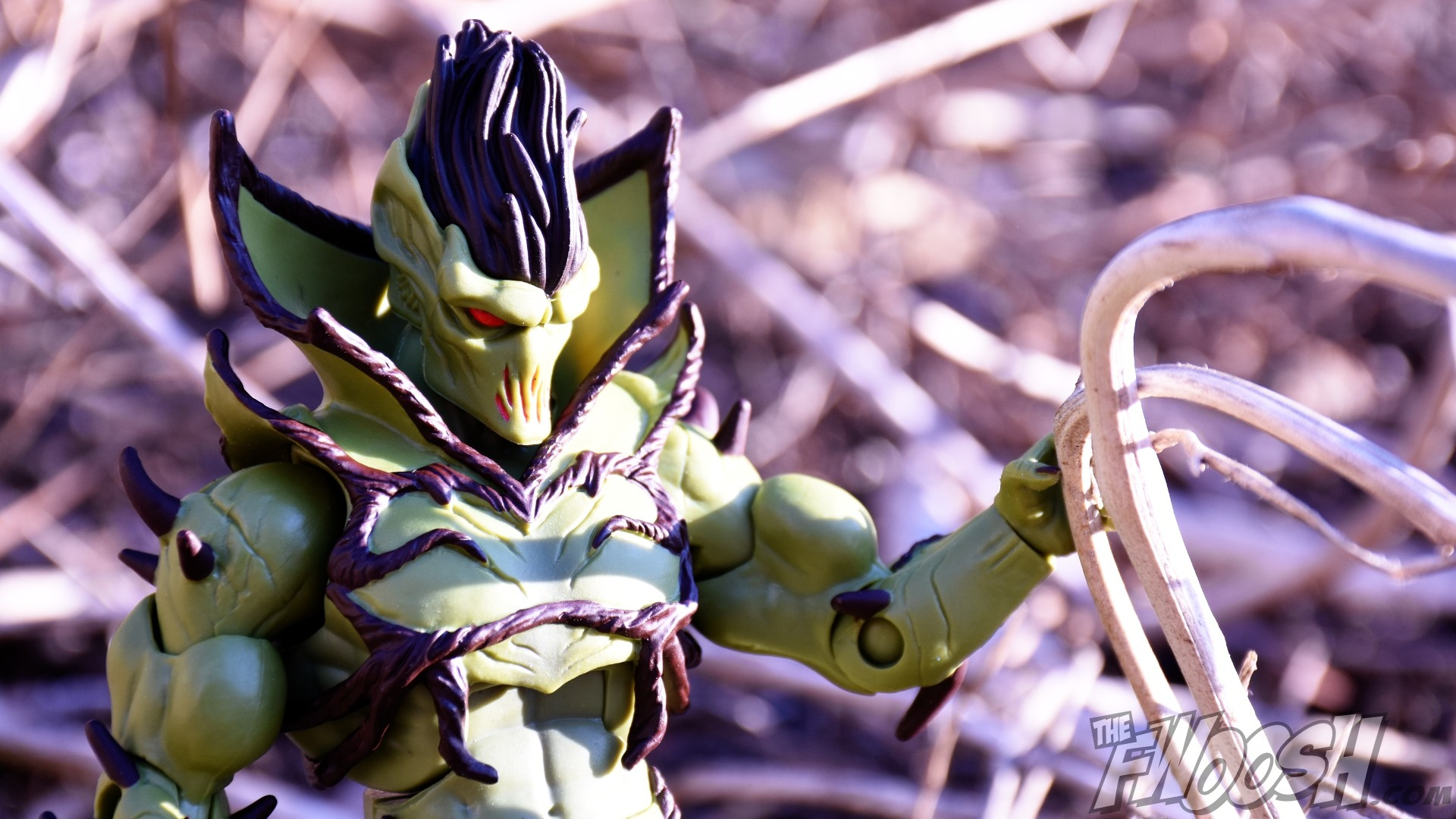 Masters of the Universe Classics Feature: Evil Seed | The Fwoosh