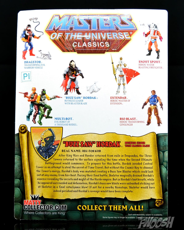 Masters Of The Universe Classics Motuc Buzz Saw Hordak Review Cardback on Dc Universe Classics Killer Croc