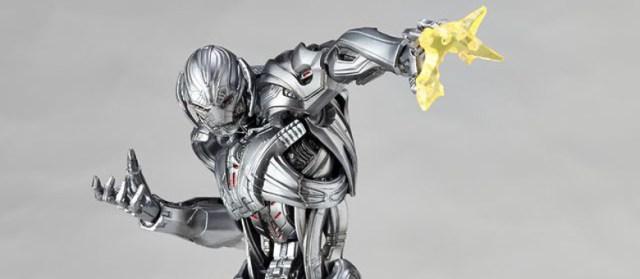 Kaiyodo Revo Movie 002 Avengers Ultron Featured