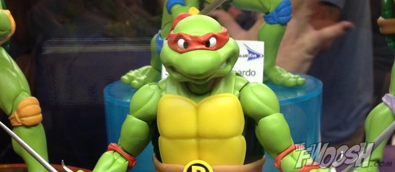 NYCC '15: Bandai S.H Figuarts Teenage Mutant Ninja Turtles And More