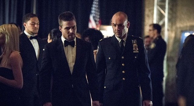 Arrow - Brotherhood - Oliver and Lance