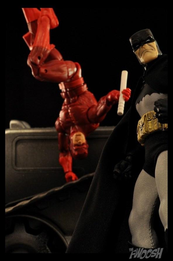 Batman and Daredevil