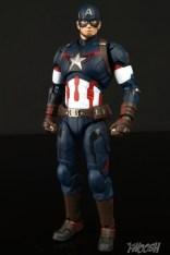 Bandai S.H. Figuarts Avengers Age of Ultron Captain America 14