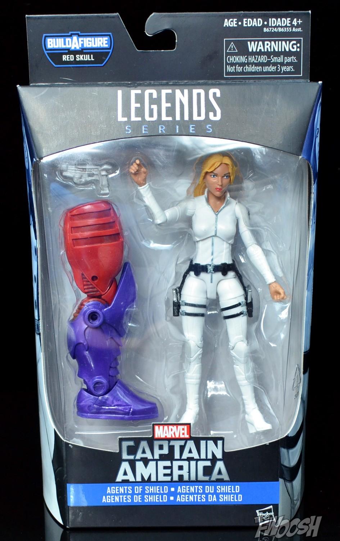 Captain America And Peggy Carter Marvel Legends