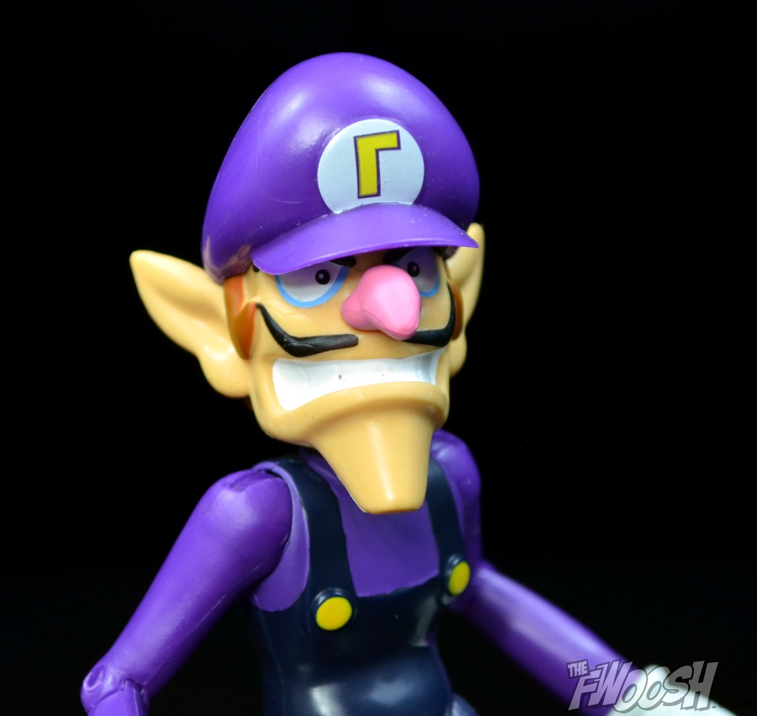 What character do you see the above user as - Games ...  Ice Waluigi