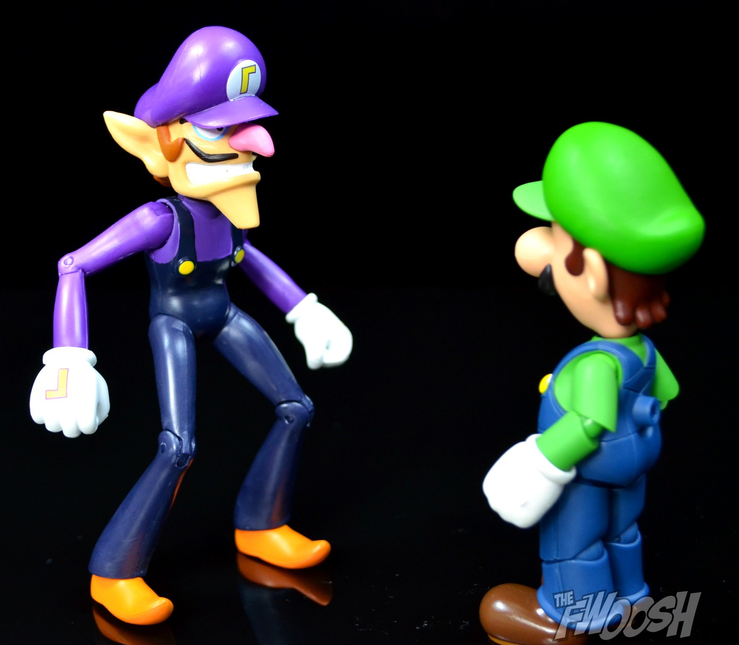 Jakks Pacific: World Of Nintendo Waluigi