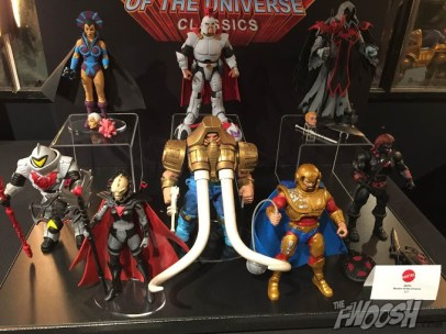 Mattel Masters of the universe toy fair 2016 filmation 1