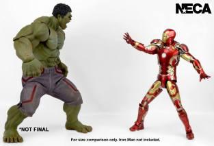NECA Avengers Age of Ultron Hulk 3