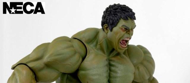 NECA Avengers Age of Ultron Hulk Featured