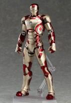 Good Smile Company figma Iron Man Mark 42 Promo