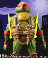 Bandai Tamashii Nation SH Figuarts Teenage Mutant Ninja Turtles Promo Raphael 4