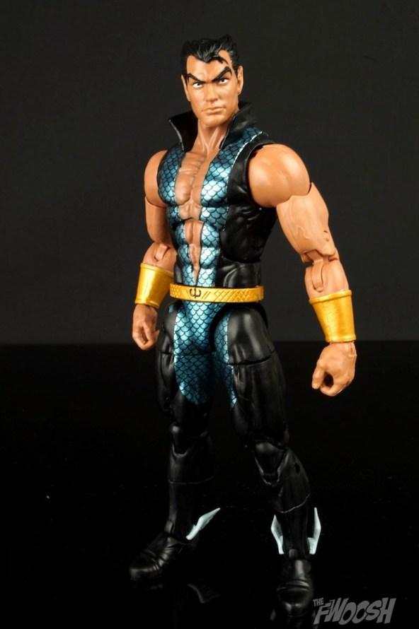 Hasbro Marvel Legends Namor Review