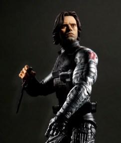 Marvel Legends Captain America Civil War Winter Soldier 6 inch Walmart