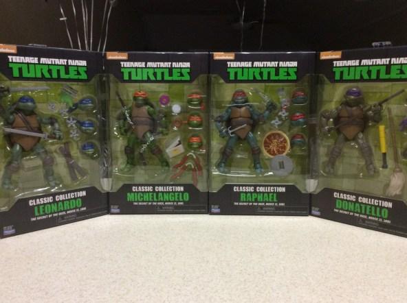Teenage Mutant Ninja Turtles Classic Collection Are Hitting