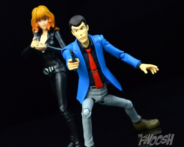 Figuarts Action Figure Bandai Lupin the Third Arsene Lupin S.H