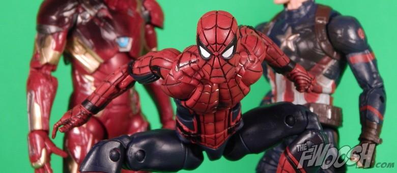 "Marvel Legends 6/"" Inch 3-Pack Captain America Civil War Iron Man Loose Complete"