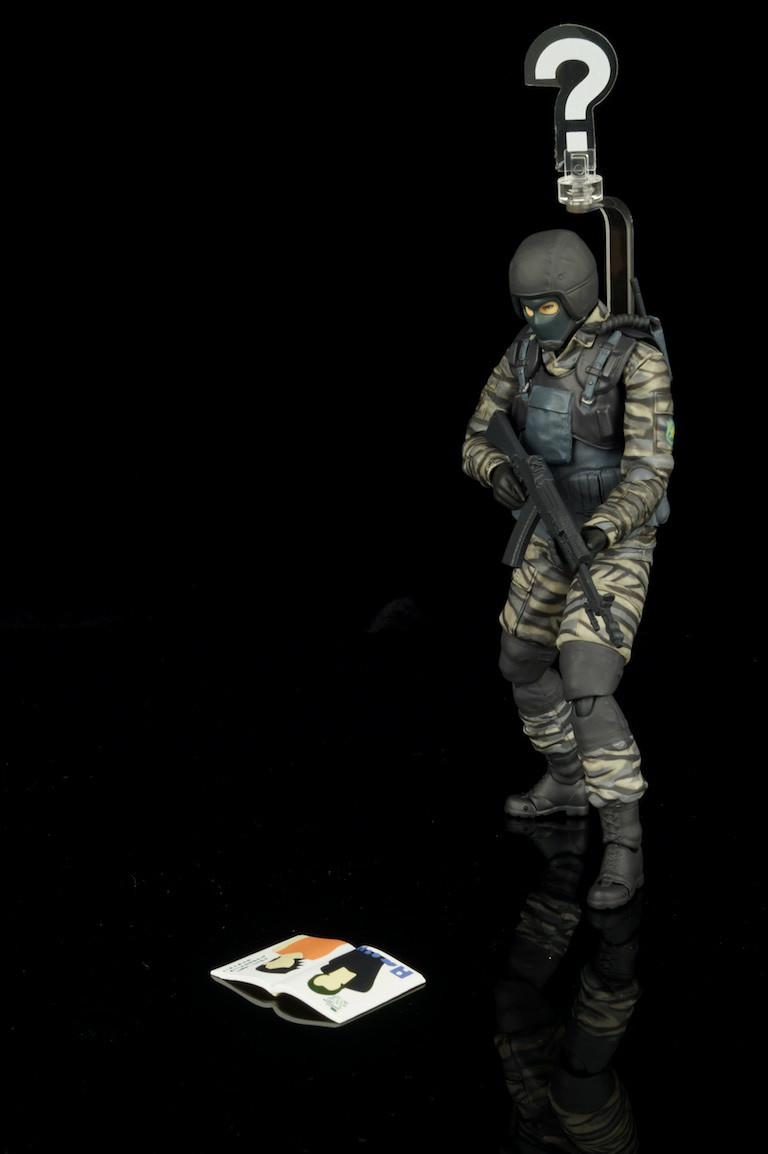 figma Gurlukovich Soldier Review |