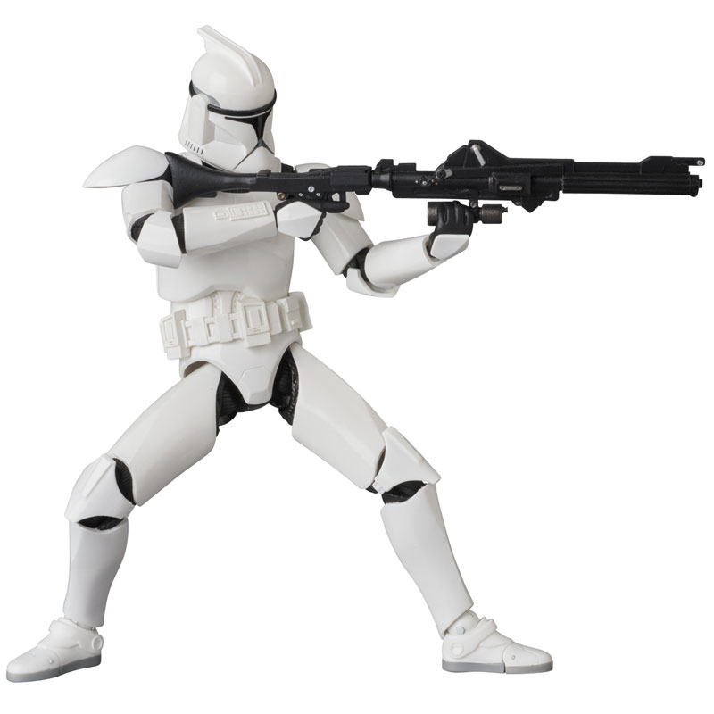 A Clone Apart: Medicom: MAFEX Star Wars Clone Trooper And Sandtrooper