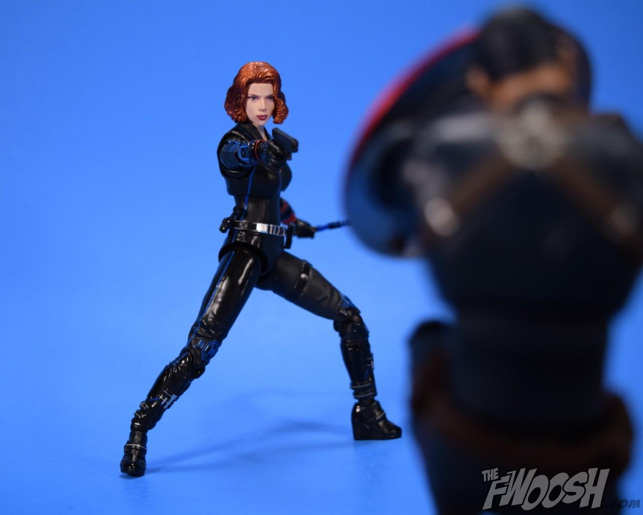Black Widow Age Ultron: Bandai: S.H. Figuarts Avengers: Age Of Ultron Black Widow