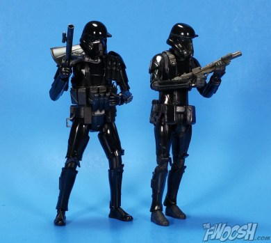 Bandai Star Wars Rogue One Model Kit Death Trooper 06