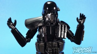 Bandai Star Wars Rogue One Model Kit Death Trooper Hands 01