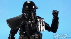 Bandai Star Wars Rogue One Model Kit Death Trooper Hands 02