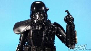 Bandai Star Wars Rogue One Model Kit Death Trooper Hands 03