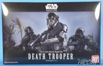 Bandai Star Wars Rogue One Model Kit Death Trooper Package 01