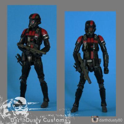 Custom Star Wars HANDHELD SCANNER FOR REBEL TROOPER for 6 inch black series