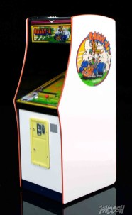 FREEing-Bandai-Namco-arcade-cabinet-review-rally-x-side