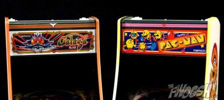 FREEing-Bandai-Namco-arcade-cabinet-review-top-art
