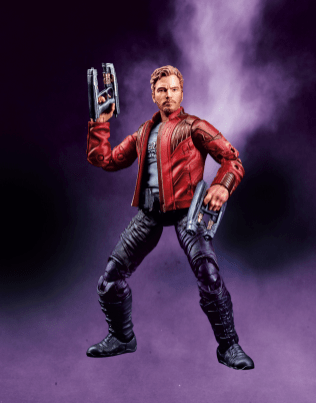 GOTG 6 Inch Legends - Movie 2 Pack_STAR-LORD