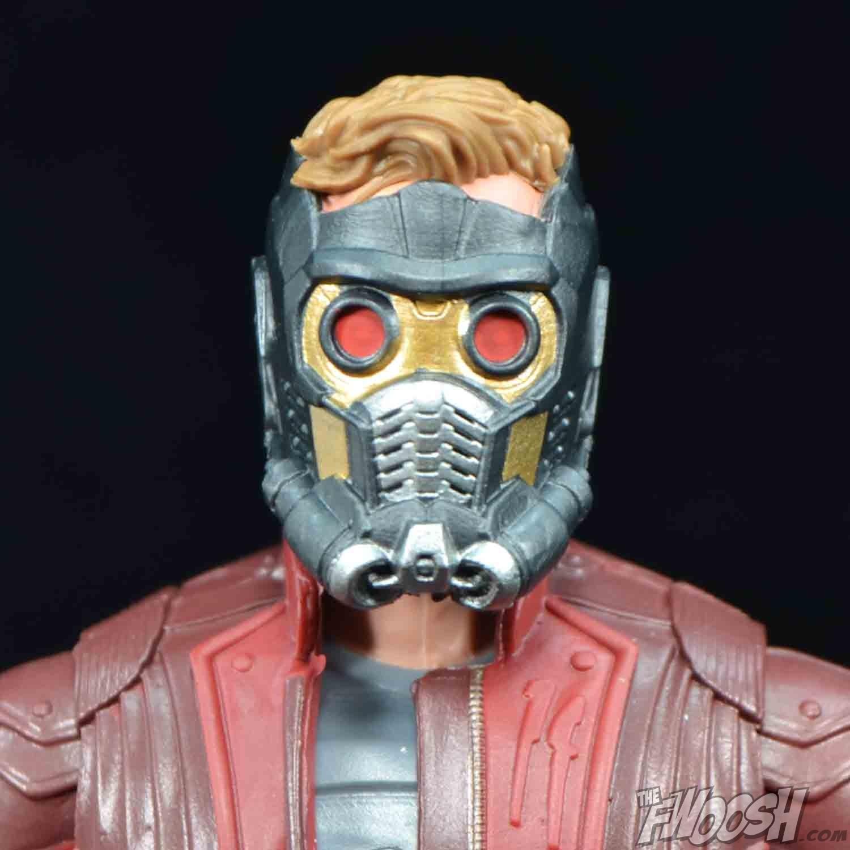 Marvel Legends STAR-LORD Head Prototype