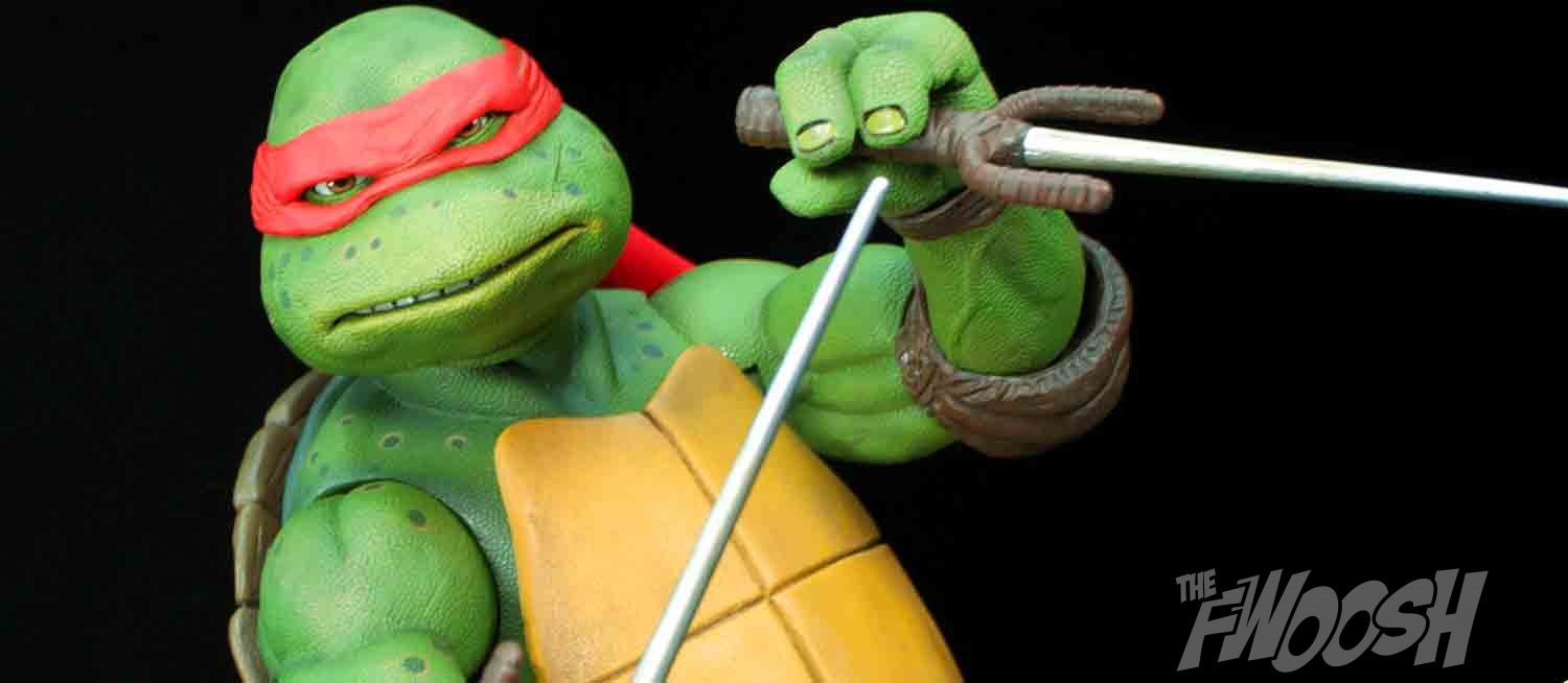 NECA: Teenage Mutant Ninja Turtles Quarter Scale Raphael ...